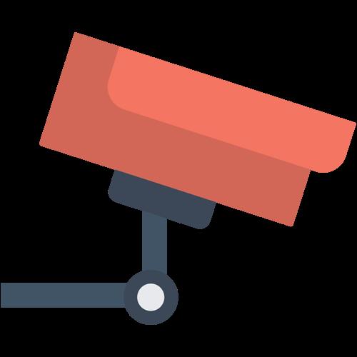 Smart Surveillance Icon